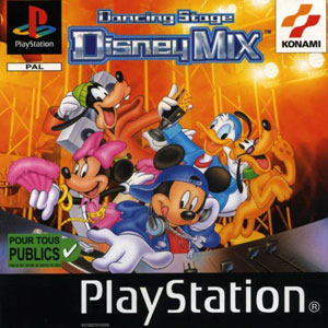 Dancing Stage Disney Mix (PSX)