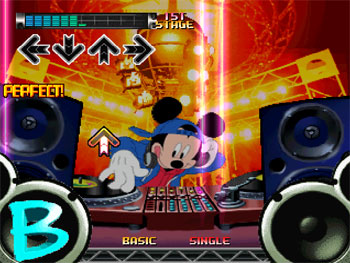 Imagen de la descarga de Dancing Stage Disney Mix