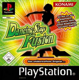 Juego online Dancing Stage Fusion (PSX)