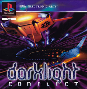 Portada de la descarga de Darklight Conflict