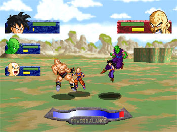 Imagen de la descarga de Dragon Ball Z Legends