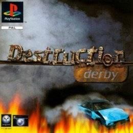 Portada de la descarga de Destruction Derby