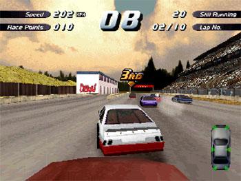 Imagen de la descarga de Destruction Derby 2