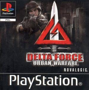 Portada de la descarga de Delta Force: Urban Warfare