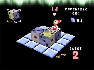 Pantallazo del juego online Devil Dice (PSX)