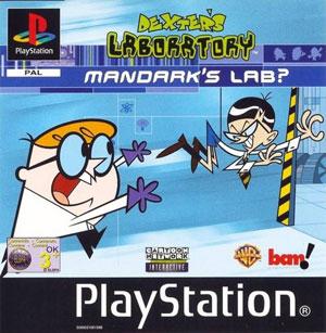 Portada de la descarga de Dexter's Laboratory: Mandark's Lab
