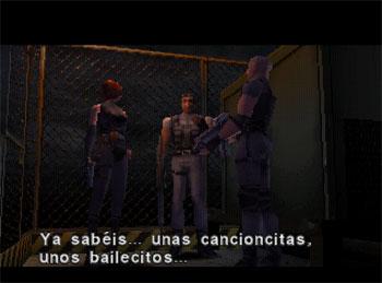 Pantallazo del juego online Dino Crisis (PSX)