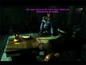 Pantallazo del juego online Discworld Noir (PSX)