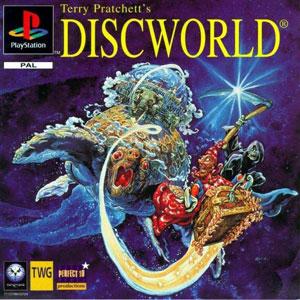 Portada de la descarga de Discworld