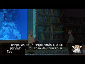 Pantallazo del juego online Disney Atlantis El Imperio Perdido (PSX)