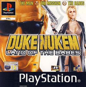 Juego online Duke Nukem: Land of the Babes (PSX)