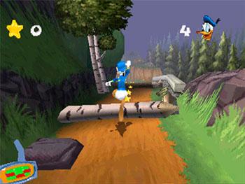 Imagen de la descarga de Disney's Donald Duck: Goin' Quackers