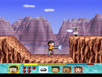 Descargar Doraemon Nobita to Fukkatsu no Hoshi Juego portable y