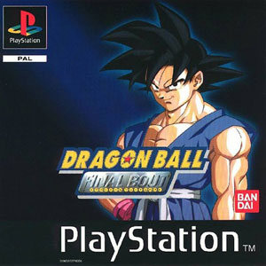 Carátula del juego Dragon Ball GT- Final Bout (PSX)