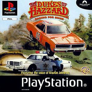 Juego online The Dukes of Hazzard: Racing for Home (PSX)