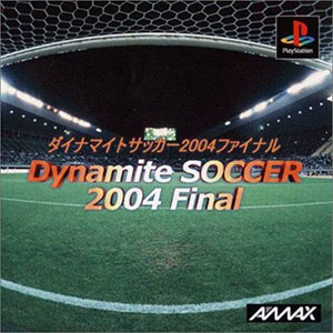 Juego online Dynamite Soccer 2004 Final (PSX)