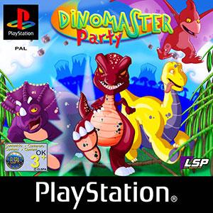 Portada de la descarga de Dinomaster Party