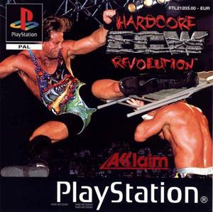 Juego online ECW: Hardcore Revolution (PSX)
