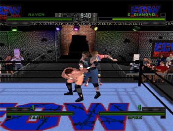 Imagen de la descarga de ECW: Hardcore Revolution