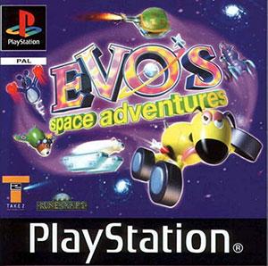 Portada de la descarga de Evo's Space Adventures