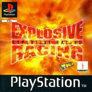 Portada de la descarga de Explosive Racing