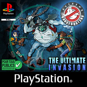 Juego online Extreme Ghostbusters: The Ultimate Invasion (PSX)