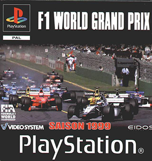 Portada de la descarga de F1 World Grand Prix: Season 1999