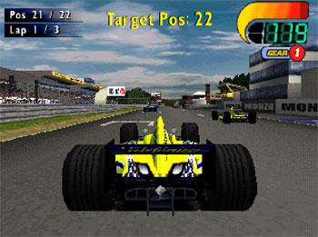 Imagen de la descarga de F1 World Grand Prix 2000