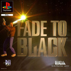 Carátula del juego Fade to Black (PSX)