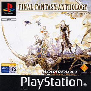 Portada de la descarga de Final Fantasy Anthology: Final Fantasy IV