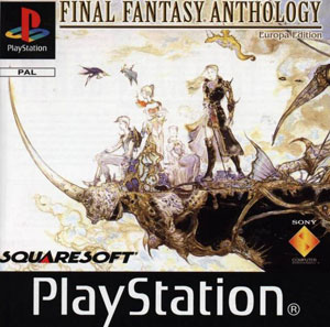 Portada de la descarga de Final Fantasy Anthology: Final Fantasy V