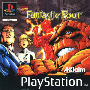 Portada de la descarga de Fantastic Four