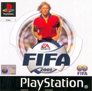 Portada de la descarga de FIFA 2001