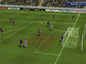 Imagen de la descarga de FIFA 2001