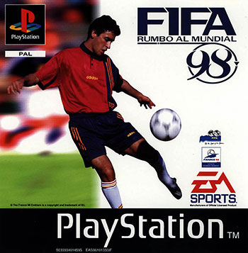 Portada de la descarga de FIFA: Rumbo al Mundial 98