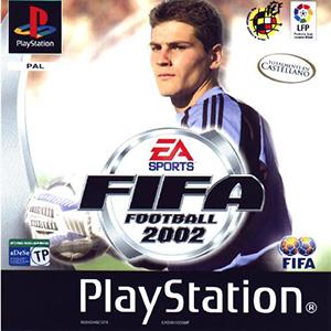 Portada de la descarga de FIFA 2002