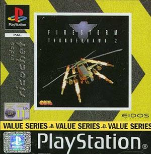 Juego online Firestorm: Thunderhawk 2 (PSX)