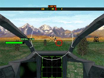 Imagen de la descarga de Firestorm: Thunderhawk 2