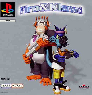 Juego online Firo and Klawd (PSX)
