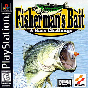 Portada de la descarga de Fisherman's Bait: A Bass Challenge