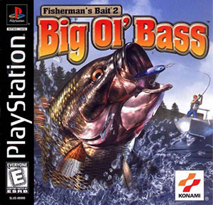 Portada de la descarga de Fisherman's Bait 2: Big Ol' Bass