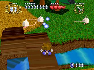 Imagen de la descarga de Floating Runner: Quest for the 7 Crystals