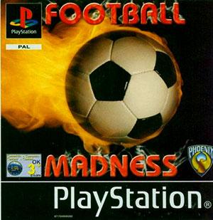Portada de la descarga de Football Madness