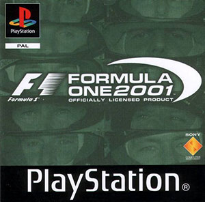 Juego online Formula One 2001 (PSX)