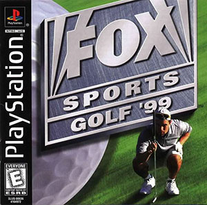 Juego online Fox Sports Golf '99 (PSX)