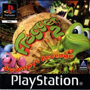 Portada de la descarga de Frogger 2: Swampy's Revenge