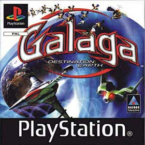 Juego online Galaga: Destination EARTH (PSX)