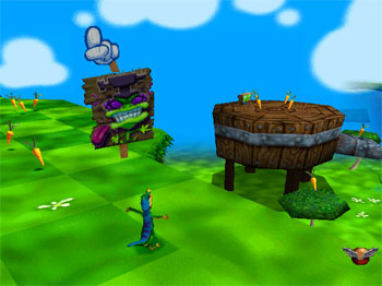 Imagen de la descarga de GEX: Enter the Gecko
