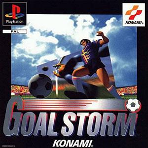 Portada de la descarga de Goal Storm