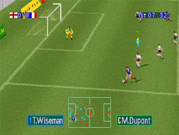 Imagen de la descarga de Goal Storm '97
